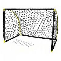 [해외]DEVESSPORT Foldable Football Goal 3138243772 Black / Yellow