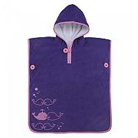 [해외]아쿠아스피어 Baby Towel Poncho 3138204216 Purple / Pink