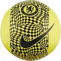 [해외]나이키 Chelsea FC Pitch 21/22 Football Ball 3138251099 Opti Yellow / Black / Black