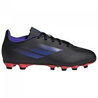 [해외]아디다스 X Speedflow.4 FXG Football Boots 3138103565 Core Black / Sonic Ink / Solar Yellow 1