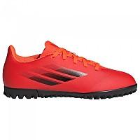 [해외]아디다스 X Speedflow.4 TF Football Boots 3138103570 Red / Core Black / Solar Red