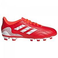 [해외]아디다스 Copa Sense.4 FXG Football Boots 3138103618 Red / Ftwr White / Solar Red
