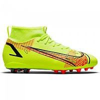 [해외]나이키 Mercurial Superfly VIII Academy AG Football Boots 3138253314 Volt / Black-Bright Crimson