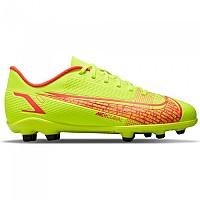 [해외]나이키 Mercurial Vapor XIV Club FG/MG Football Boots 3138253348 Volt / Bright Crimson
