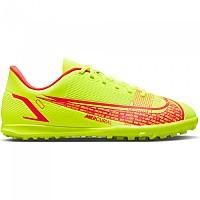 [해외]나이키 Mercurial Vapor XIV Club TF Football Boots 3138253362 Volt / Bright Crimson / Volt