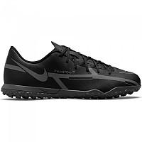 [해외]나이키 Phantom GT2 Club TF Football Boots 3138253644 Black / Iron Grey-Mtlc Bomber Gry