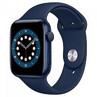 [해외]APPLE Series 6 GPS 44 mm Smartwatch Blue / Deep Navy