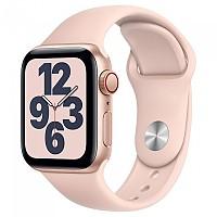[해외]APPLE SE GPS+Cellular 40 mm Smartwatch Gold / Pink Sand