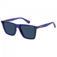 [해외]POLAROID 아이웨어 PLD 6141/S Polarized Sunglasses Blue / Grey