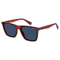 [해외]POLAROID 아이웨어 PLD 6141/S Polarized Sunglasses Red / Grey