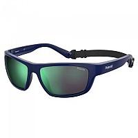 [해외]POLAROID 아이웨어 PLD 7037/S Polarized Sunglasses Blue / Grey
