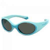 [해외]POLAROID 아이웨어 PLD 8037/S Polarized Sunglasses Blue / Grey