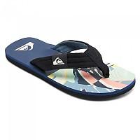 [해외]퀵실버 Molokai Layback Flip Flops Blue 2