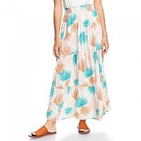 [해외]록시 Sense Of Escape Skirt Snow White Palm Shadows