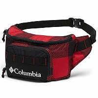 [해외]컬럼비아 Zigzag™ Waist Pack 4138187564 Mountain Red Check Print