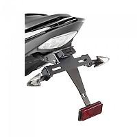 [해외]PUIG License Plate Holder Suzuki GSR750 16/GSX-S750 11-16 9138286876 Black