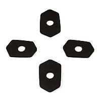 [해외]PUIG Mini Fixing Bracket Cover For Indicators Kawasaki VERSYS 650 10 9138286912 Black