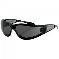 [해외]BOBSTER Shield II Sunglasses 9137354046 Gloss Black