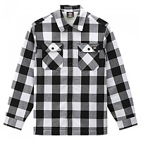 [해외]DICKIES Sherpa Sacramento Lined Shirt 9138164592 Black
