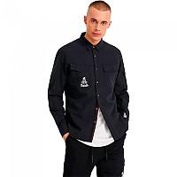 [해외]DAKAR Logo Long Sleeve Shirt 9138184891 Black