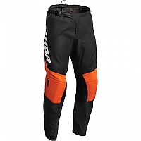 [해외]THOR Sector Chev Pants 9138187132 Charcoal / Red Orange