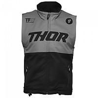 [해외]THOR Warmup Vest 9138187198 Grey / Black