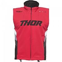 [해외]THOR Warmup Vest 9138187200 Red / Black