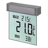[해외]TFA DOSTMANN 30.1025 Digit Window Thermometer 4137857969 Grey