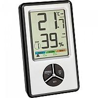 [해외]TFA DOSTMANN 30.5045.54 Digital Thermometer 4137857978 White