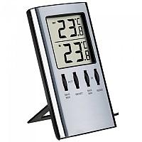 [해외]TFA DOSTMANN 30.1027 Electronic Maximum/Minimum Thermometer 4137900159 Silver