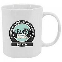 [해외]SIERRA CLIMBING Coffee Home Mug 4138264743 White