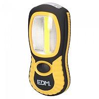 [해외]EDM COB XL 3W Flashlight With Hook And Magnet 4138287896 Black / Yellow