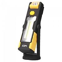 [해외]EDM LED 3W Flashlight With Hook And Magnet 4138287906 Black / Yellow