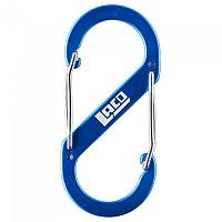 [해외]LACD Accessory Wiregate S 80 mm Snap Hook 4138264667 Blue
