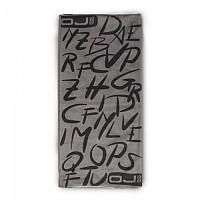 [해외]OJ Multiplo Letter Neck Warmer 4137229755 Black / Grey