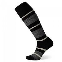 [해외]스마트울 Striped Cable Knee High Socks 4138212140 Black