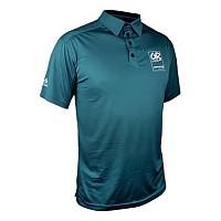 [해외]버티컬 Light Escape FFR Short Sleeve Polo Shirt 4136483834 Petrol Blue
