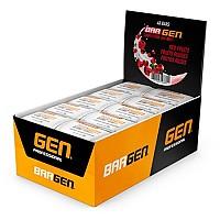 [해외]GEN Bargen Competition Bar 60g 40 Units Berries Energy Bars Box 1138118556 White