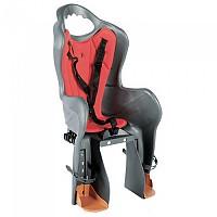 [해외]HTP DESIGN Carrier Child Bike Seat 1138215594 Grey / Red
