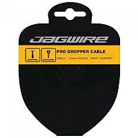 [해외]JAGWIRE Pro Polished Stain Dropper Seatpost Cable 1138270307 Black