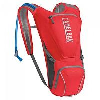 [해외]카멜백 Rogue 2.5L Backpack 1136354217 Red / Silver