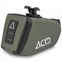 [해외]ACID Click L 1L Tool Saddle Bag 1138283620 Olive