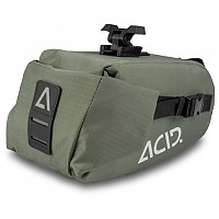 [해외]ACID Click XL 1.2L Tool Saddle Bag 1138283626 Olive