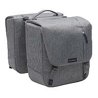 [해외]NEW LOOXS Nova Racktime Panniers 32L 1138284010 Grey