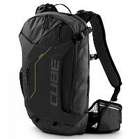 [해외]CUBE Edge Hybrid 20L Backpack 1138291004 Black / Lime