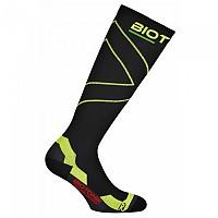 [해외]BIOTONIK Italia Long Socks 1138215565 Black / Yellow