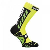 [해외]BIOTONIK Italia Socks 1138215566 Fluo Yellow / Green