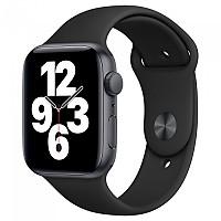 [해외]APPLE SE GPS 44 mm Smartwatch Space Grey / Black