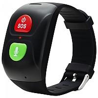 [해외]CANYON Senior Gps Smartwatch Refurbished Black