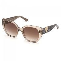 [해외]GUESS GU7741 Sunglasses Shiny Beige